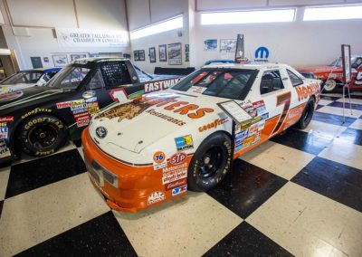 International Motorsports Hall of Fame Race Car Hooters 7