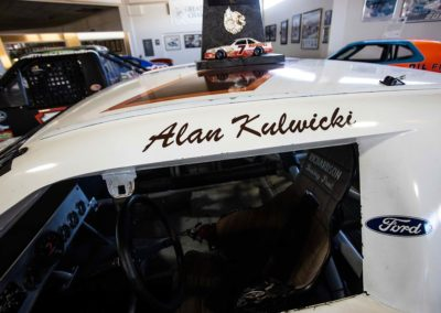International Motorsports Hall of Fame Race Car Alan Kulwichi
