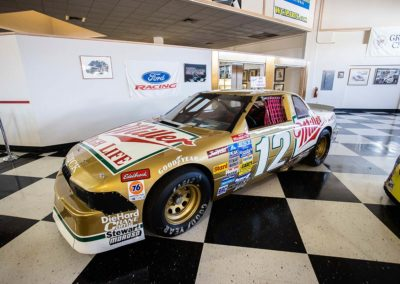 International Motorsports Hall of Fame Race Car Miller High Life 12
