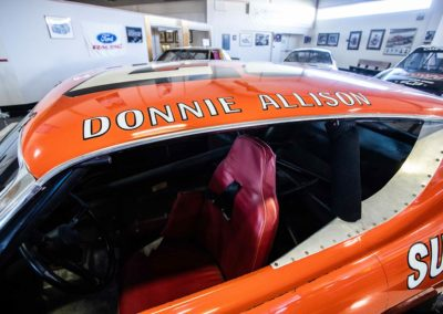 International Motorsports Hall of Fame Race Car Donnie Allison