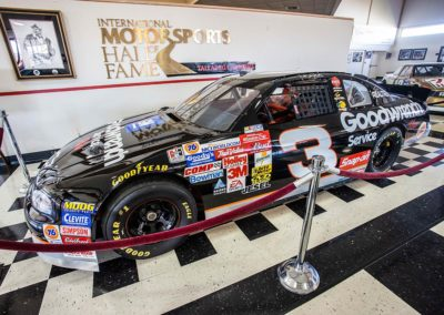 International Motorsports Hall of Fame Race Car 3 Goodwrench