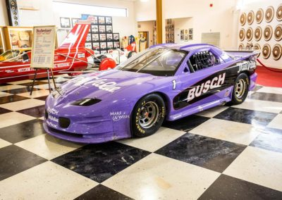 International Motorsports Hall of Fame Race Car Busch