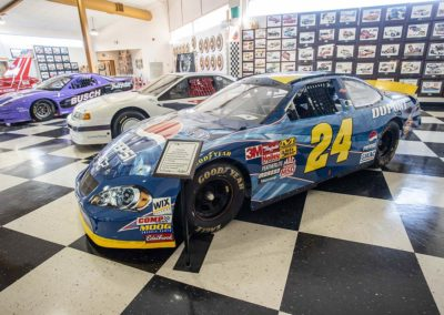 International Motorsports Hall of Fame Race Car 24