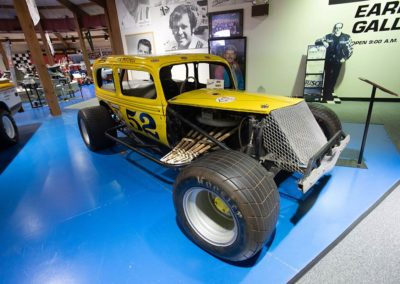 International Motorsports Hall of Fame Race Car