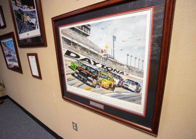International Motorsports Hall of Fame Daytona Picture