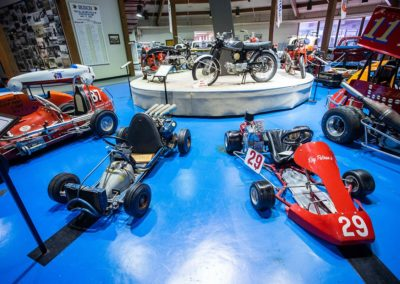 International Motorsports Hall of Fame Interior