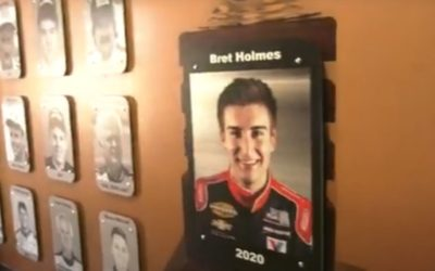 Bret Holmes Claims His Spot in the International Motorsports Hall of Fame