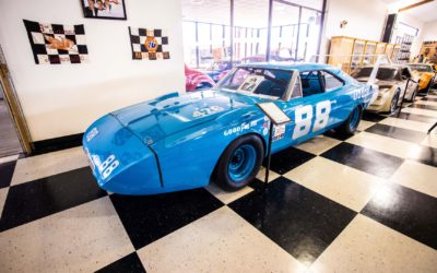 Join the Motorsports Hall of Fame for Our First Annual Mopars at the Museum