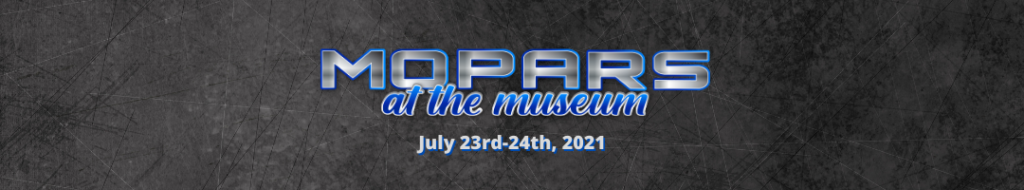 Mopars at the Museum